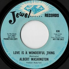 Love Is A Wonderful Thing / I Wanna Know How You Feel