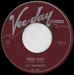 Jay's Jam / Four Plus