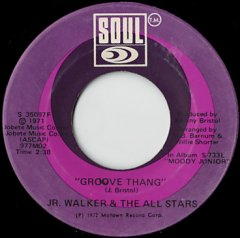 Groove Thang / Me And My Family