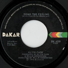 Doing The Feeling / Ali Shuffle