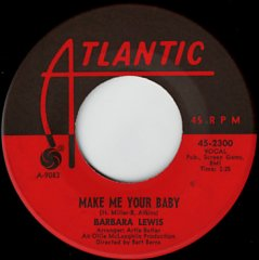 Make Me Your Baby / Love To Be Loved