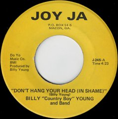 Don't Hang Your Head / I'm Gonna Get It Tonight