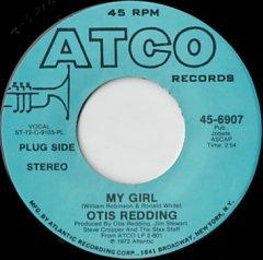 My Girl (stereo) / (mono)