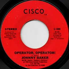 Operator, Operator / Accept Me As I Am
