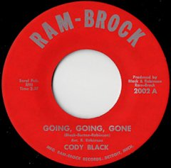 Going Going Gone / Somebody's Gonna End Up Lovin'
