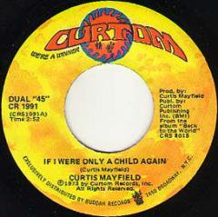 If I Were Only A Child Again / Think (inst)