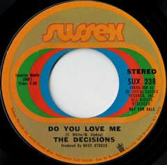 Do You Love Me / (same)