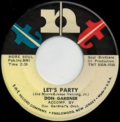 Let's Party / There's Nothing I Want To Do