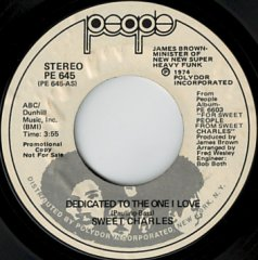 Dedicated To The One I Love (stereo) / (mono)