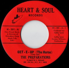 Get-E-Up (The Horse) / It Won't Be A Dance