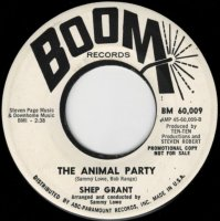 The Animal Party / Goodnight Irene