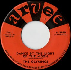 Dance By The Light Of The Moon / Dodge City