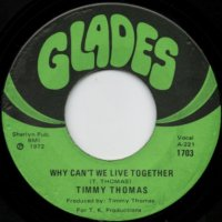 Why Can't We Live Together / Funky Me