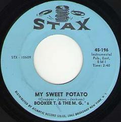 My Sweet Potato / Booker Loo
