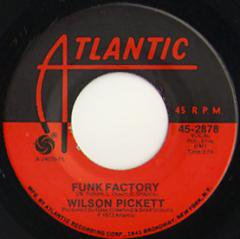 Funk Factory / One Step Away