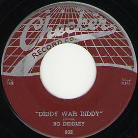 Diddy Wah Diddy / I'am Looking For A Woman