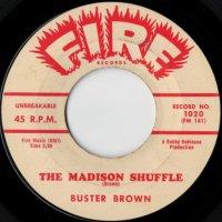 The Madison Shuffle / John Henry