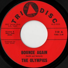 Bounce Again / A New Dancin' Partner