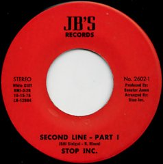 Second Line (pt.1) / (pt.2)