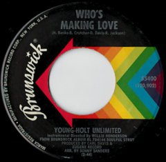 Who's Making Love / Just Ain't No Love