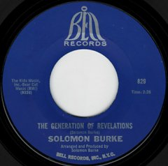 The Generation Of Revelations / I'm Gonna Stay Right Here