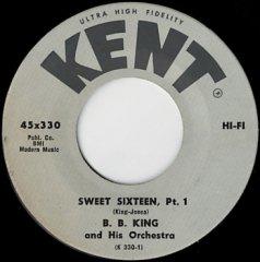 Sweet Sixteen (pt.1) / (pt.2)