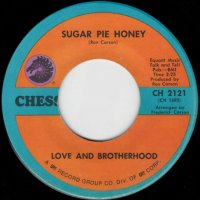 Sugar Pie Honey / You're What's Been Missin'