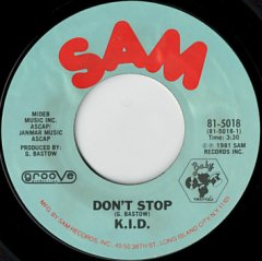 Don't Stop / Do It Again