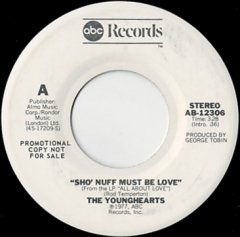 Sho' Nuff Must Be Love (stereo) / (mono)