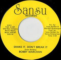 Shake It, Don't Break It / Do You Wanna Dance