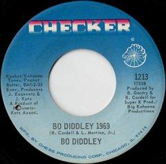 Bo Diddley 1969 / Soul Train