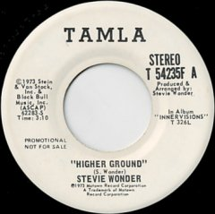 Higher Ground (stereo) / (mono)