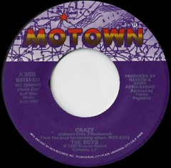 Crazy / (radio mix)