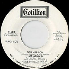 Soul-Lips-Oh / Sunday In Muscle Shoals