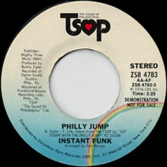Philly Jump (stereo) / (mono)