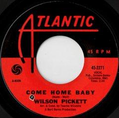 Come Home Baby / Take A Little Love