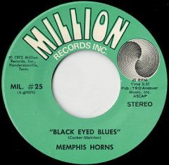 Black Eyed Blues / Young Paople