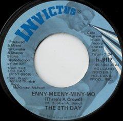 Enny-Meeny-Miny-Mo / Rocks In My Head