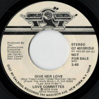 Give Her Love (stereo) / (mono)