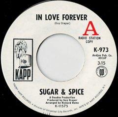 In Love Forever / (same)