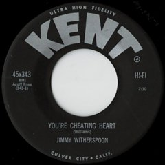 You're Cheating Heart / Stormy Monday Blues