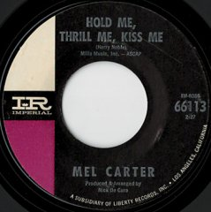 Hold Me, Thrill Me, Kiss Me / A Sweet Little Girl