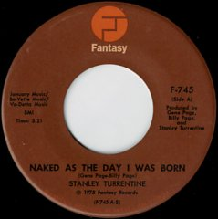 Naked As The Day I Was Born / Spaced