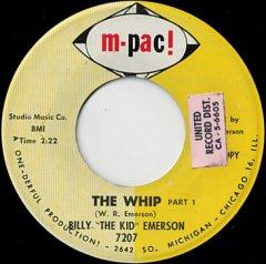 The Whip (pt.1) / (pt.2)