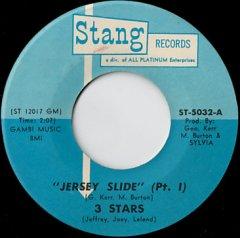 Jersey Slide (pt.1) / (pt.2)