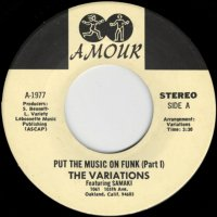 Put The Music On Funk (pt.1) / (pt.2)