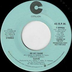 Be My Babe (stereo) / (mono)