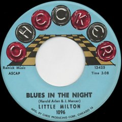 Blues In The Night / Blind Man