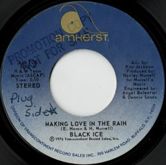Making Love In The Rain / Girl, That's What I Call Love