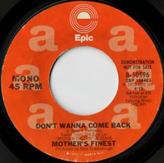 Don't Wanna Come Back (mono) / (stereo)
